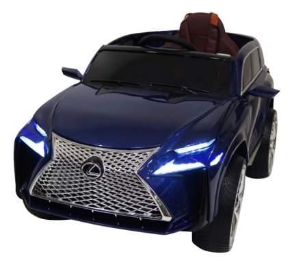 Электромобиль Lexus синий глянец RIVERTOYS