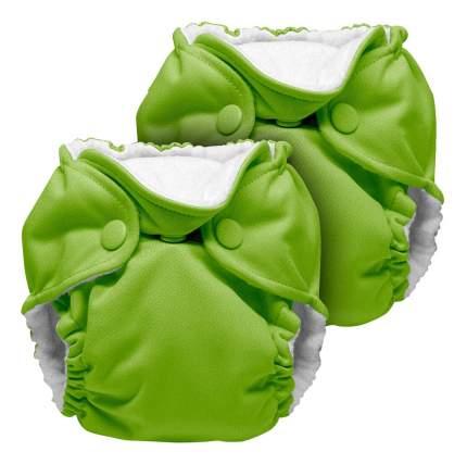 Многоразовые подгузники 2-7 кг, Tadpole Kanga Care 2 шт.