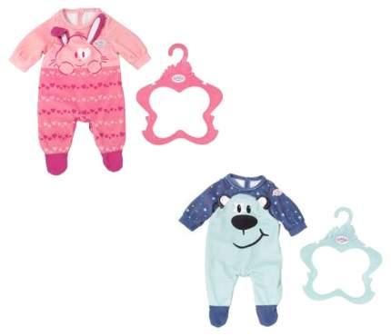 Комбинезончики 824-566 для Baby Born Zapf Creation