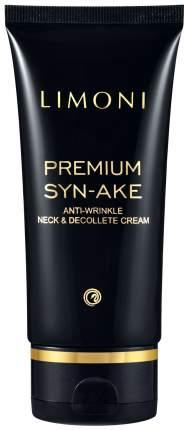 Крем для зоны декольте Limoni Premium Syn-Ake