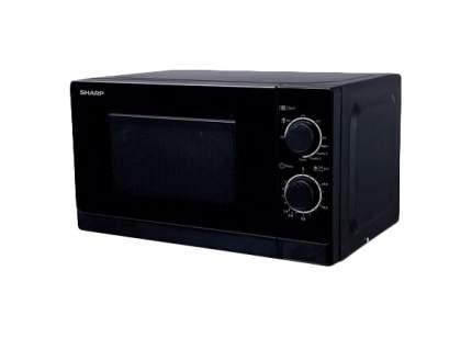Микроволновая печь соло Sharp R-2000RK black