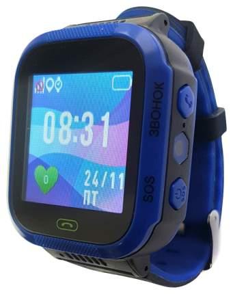 Детские смарт-часы Jet Kid Smart Blue/Blue