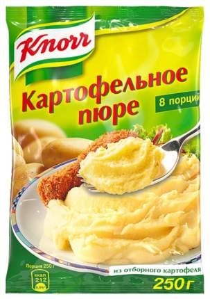 Пюре Knorr картофельное из отборного картофеля сухая смесь 250 г