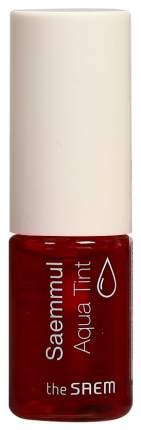 Тинт для губ The Saem Saemmul Aqua Tint Red 9,5 гр