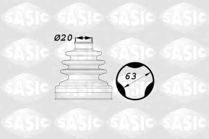 Пыльник шруса Sasic 1900003