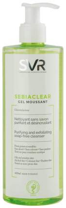 Мусс для лица SVR Sebiaclear Gel Moussant 400 мл