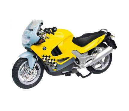 Мотоцикл Autotime bmw k1200rs 1:18 9983