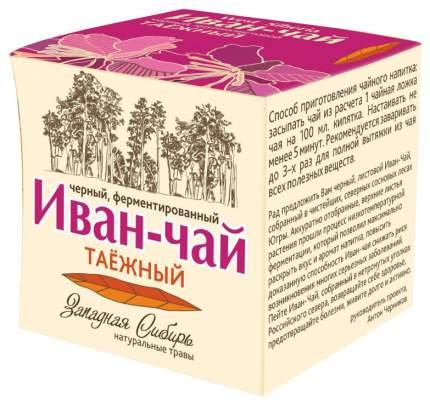 Напиток чайный Сибирская Клетчатка иван-чай крупнолистовой корниловский 30 г