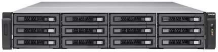 Сетевое хранилище данных QNAP TS-EC1280U-E3-4GE-R2