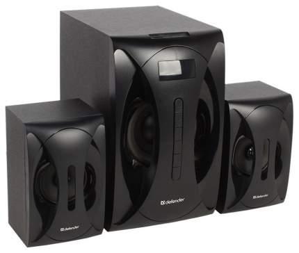 Колонки компьютерные DEFENDER G40 Черный 2,1,40Вт, Bluetooth, FM/MP3/SD/USB