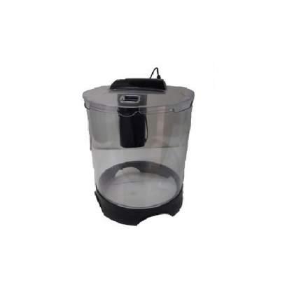 Аквариум для рыб петушков KW ZONE Dophin BT-11, с изогнутым стеклом, 5,2 л
