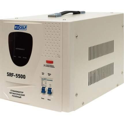 Стабилизатор напряжения релейный RUCELF SRF-5500