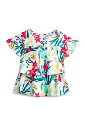 Блузка для девочек PlayToday, 104 р-р
