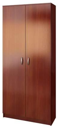 Платяной шкаф MFMaster МСТ-ПДО-Ш2-##-98 35х88,3х200, орех итальянский