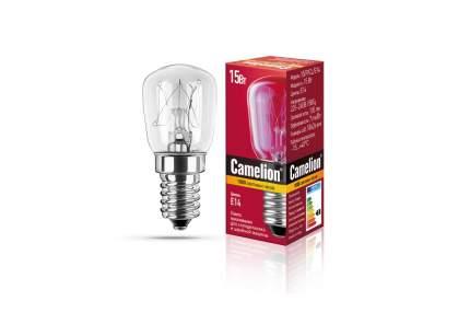 Лампа накаливания для холодильников и швейных машин Camelion 15Вт. E14
