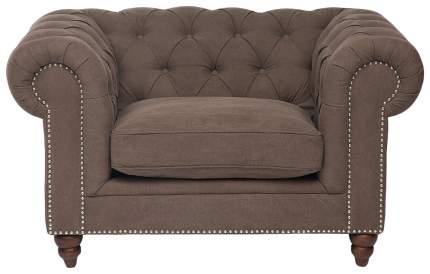 Кресло для гостиной TetChair Secret De Maison Chesterfield TET_12597, коричневый