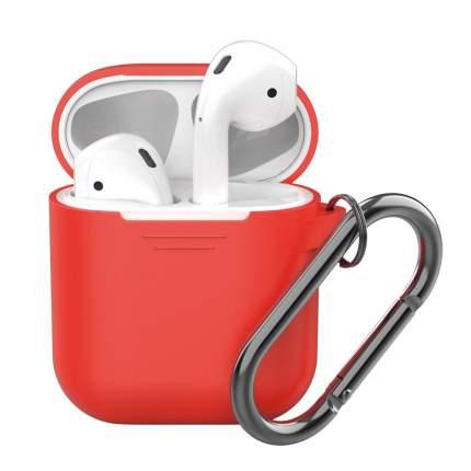 Чехол Deppa для Apple AirPods Red