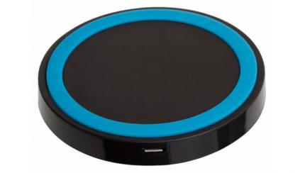Беспроводное зарядное устройство CARCAM Wireless Charging Pad Blue