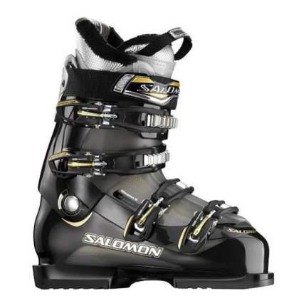 Горнолыжные ботинки Salomon Mission 6 2011, black/nickel, 28