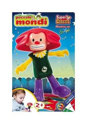 PLASTWOOD Магнитный конструктор Piccoli Mondi Super Circus, цвет: Zo-Zo 0504