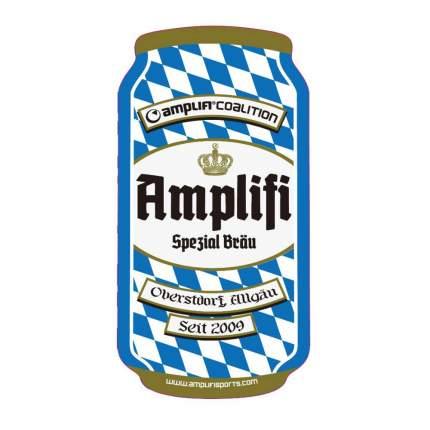 Наклейка на сноуборд Amplifi Can Stomp, spezial