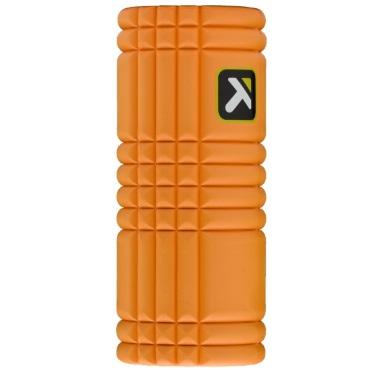 Массажный цилиндр GRID 1.0 оранжевый