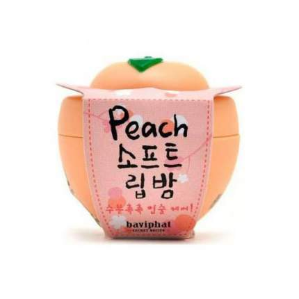 Тинт для губ Baviphat (Urban dollkiss) Peach Magic Lip Tint 6 г