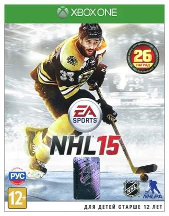 Игра NHL 15 для Xbox One