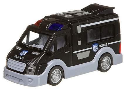 """Машинка инерционная Yako Toys серия """"На земле, В небе, На море"""" автобус полиции"""
