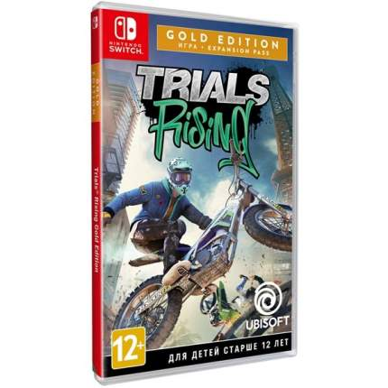 Игра Trials Rising Gold для Nintendo Switch