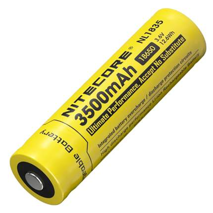 Аккумуляторная батарея Nitecore NL1835 1 шт