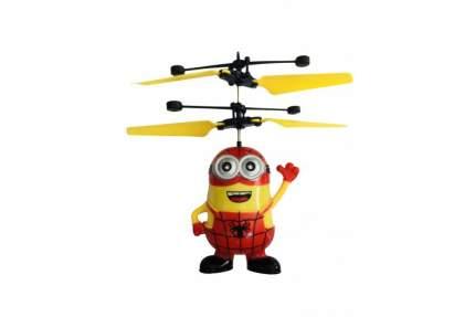 Радиоуправляемый летающий миньон Дэйв CS Toys со светящимися глазами 388D