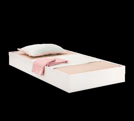 Кровать выдвижная Cilek Selena 90х190 см, белый