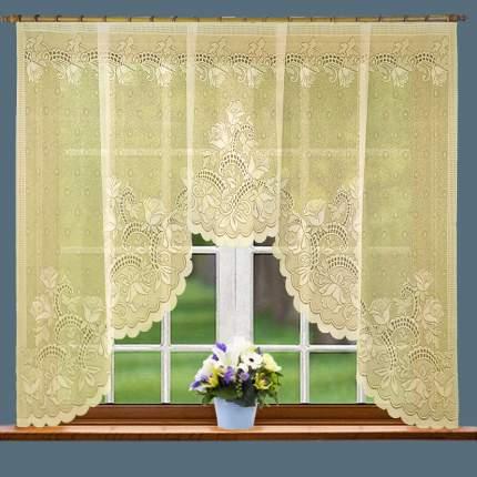 Классические шторы КаСЛ Polly Цвет: Кремовый