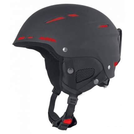 Горнолыжный шлем Alpina Biom C 2019, черный/красный, XS