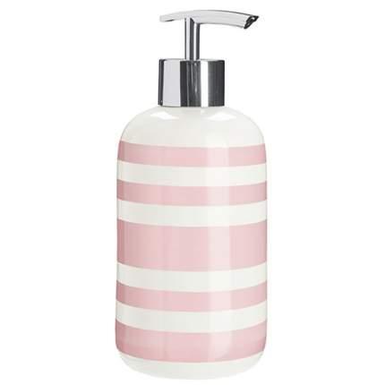 Дозатор для жидкого мыла See-Mann-Garn Lina, цвет розовый