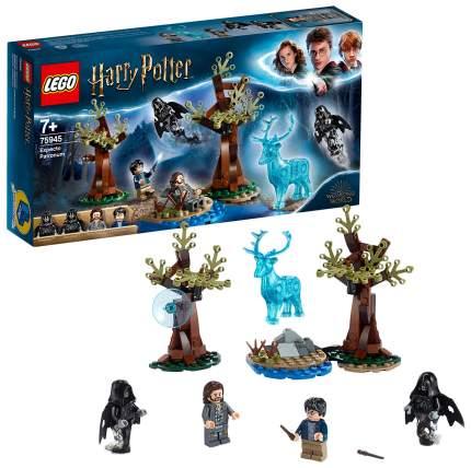 Конструктор «Гарри Поттер: Экспекто Патронум!», 121 деталь LEGO