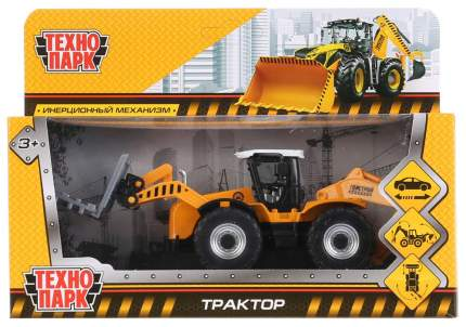 """Машинка инерционная """"Трактор"""", 15 см"""