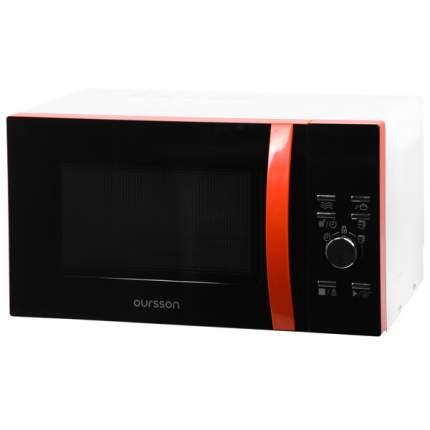 Микроволновая печь соло Oursson MD2351/OR Orange/White