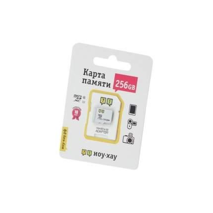 Карта памяти MicroSD 256Gb UHS-I Класс 10 + адаптер SD