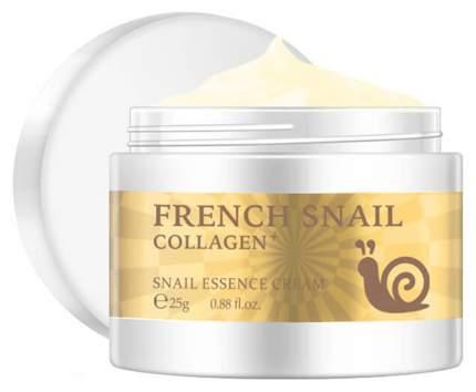 Крем для лица Laikou French Snail Collagen Snail Essence Cream 25 мл