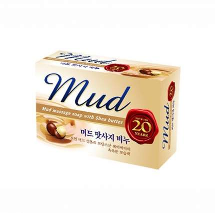 Косметическое мыло Mukunghwa Mud Massage Soap