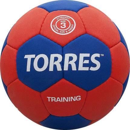 Мяч гандбольный Torres Training SS18, 3, красный