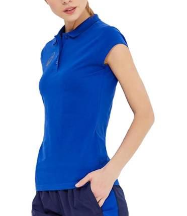 Поло Asics Woman Polo, blue, M INT