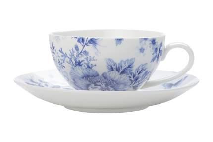 Чашка с блюдцем Цветочная поляна 250 мл Maxwell & Williams 56491
