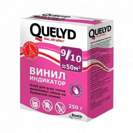 Клей для обоев QUELYD индикатор 250 г