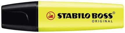 Текстовыделитель STABILO BOSS ORIGINAL 70/24 Yellow