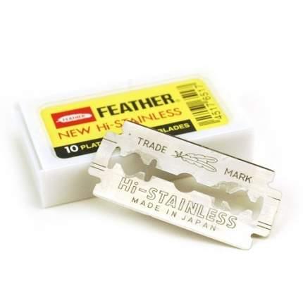 Сменные лезвия Feather 81-S 10 шт
