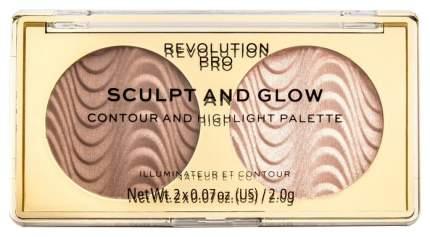 Бронзер Revolution PRO Sculpt & Glow Desert Sky
