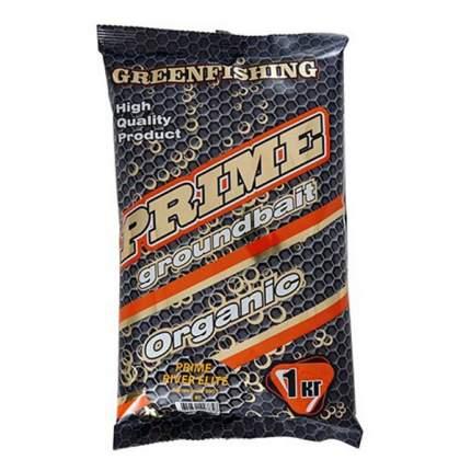 Прикормка Gf Prime Ривер Элит, 1 кг, сладкий